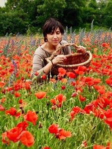 Anne-France Brunet, herboriste